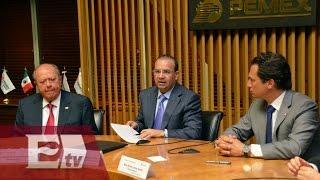 Pemex y su sindicato pospone firma de contrato / Opiniones encontradas