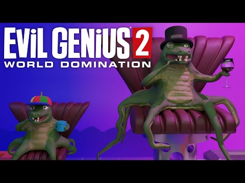 Evil Genius 2 - World Domination - Lets take over the world - part 47 |