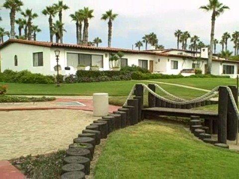 La Paloma Resort In Rosarito 2008 View