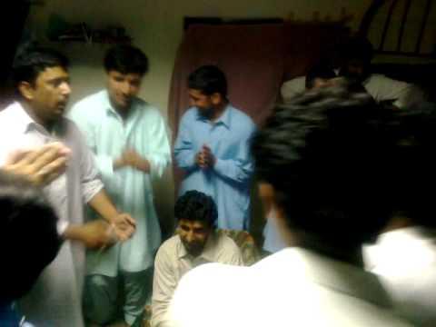 mali khel abazar shadi party in room