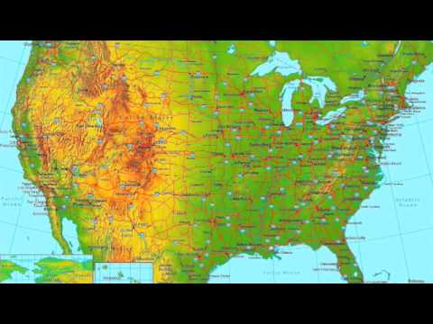 Hunger Games Maps- Where the Districts are Located (OUT OF ...