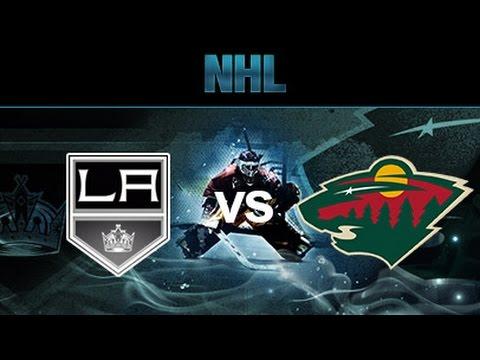 EAPHL #friendly Sayras(Los Angeles Kings) - 13-y DOLPHIN(Minnesota Wild) NHL 16 PC