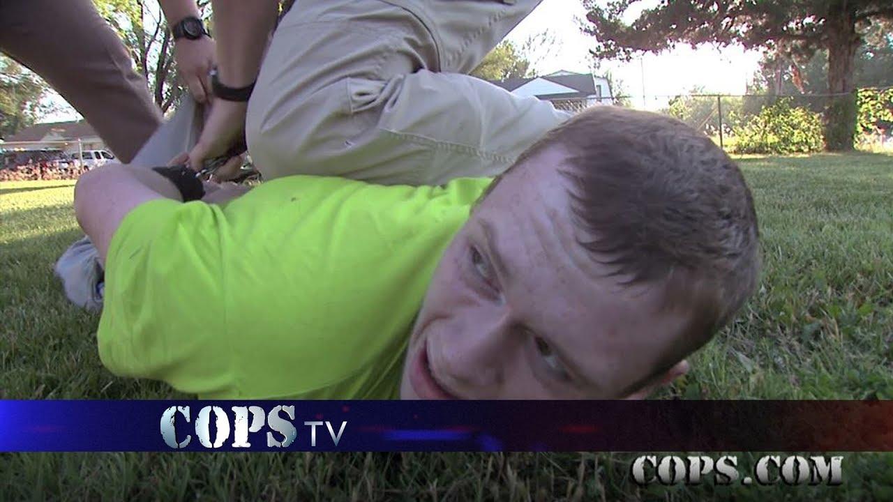 Cheek To Cheek Show 3032 Cops Tv Show