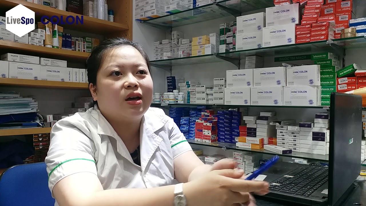 NT PHƯƠNG CHÍNH – 169 Mai Hắc Đế chia sẻ về sản phẩm Bào tử lợi khuẩn C0L0N