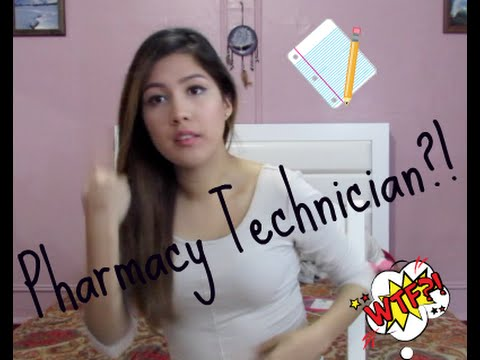 my experience working as a pharmacy technician youtube
