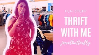 THRIFT WITH ME   GOODWILL 50% OFF SALE