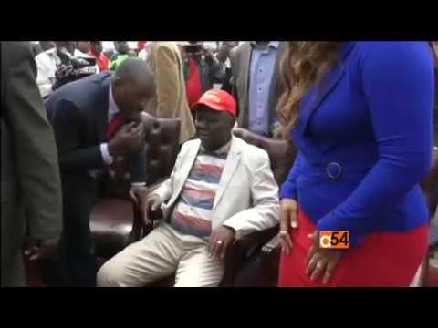 Tsvangirai's Health Update