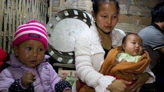 Vợ 14 tuổi, chồng 19 tuổi sau 3 năm lấy nhau là căn nhà nghèo và 2 đứa con - Vợ Chồng Nghèo #2