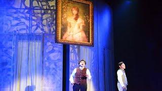 ミュージカル『シークレット・ガーデン』の公開ゲネプロが10日、東京・...