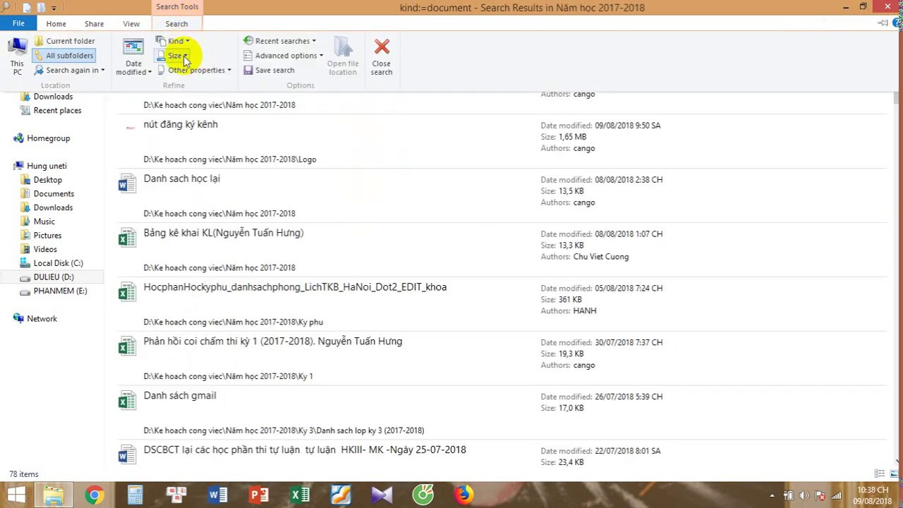 Cách tìm kiếm file, tệp tin trên máy tính nhanh và hiệu quả│CADCAMCNC