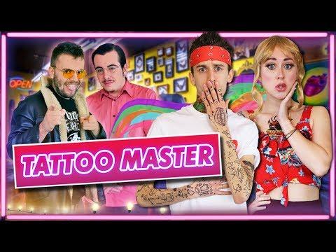 Tattoo Master - Le Monde à L'Envers