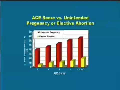 Adverse Childhood Experiences by Vince Felitti, MD - 13 minute version
