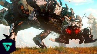 Horizon: Zero Dawn Impressions | Horizon E3 Gameplay Demo
