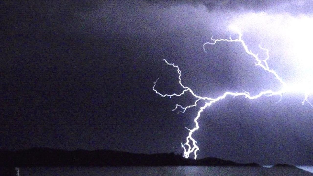monsoon 2014 august 17 tucson arizona spectactular lightning