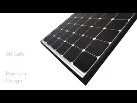 Quantum Series Solar Panels Ft. SmartWire Technology