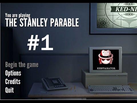 The Stanley Parable [1] - Employee No. 427 | KENTANATOR