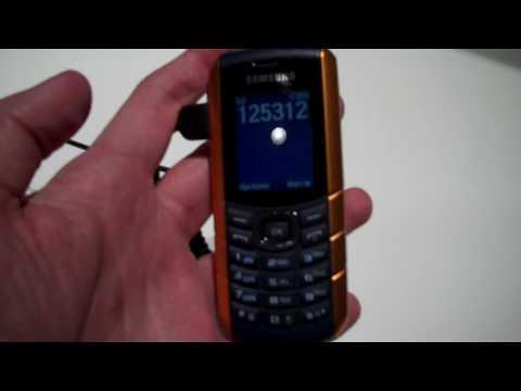 Samsung E2370 - preview