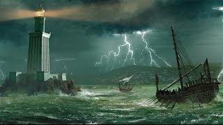 Total War: Rome II - The Battle For The Pharos of Alexandria (Machinima)