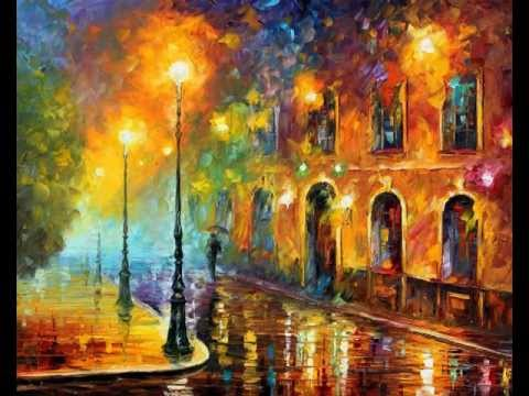 Drugi Način - Stari Grad (Paintings: Leonid Afremov)