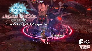 Final Fantasy XIV: ARR | Duty: Cutter's Cry | PLD Perspective | PS4