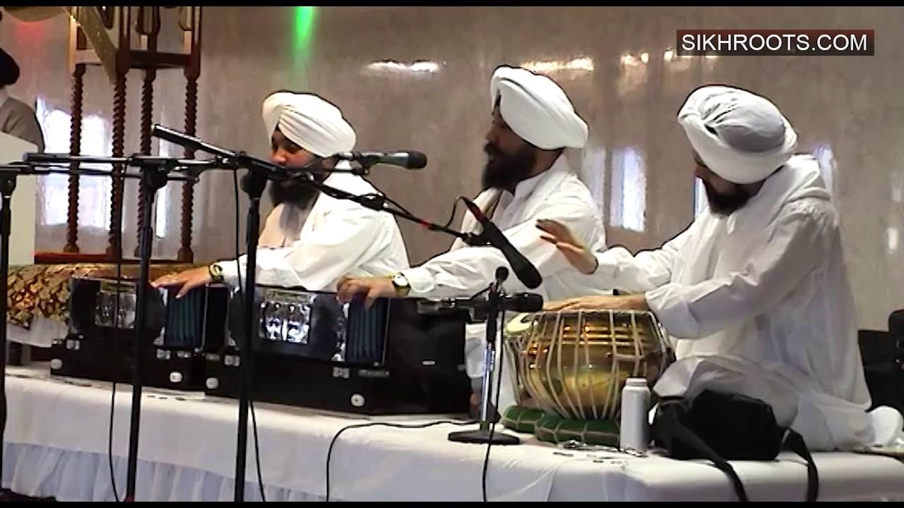 Bhai Kuldeep Singh Delhi/Tohana Wale - Kirtan @ Sedgley Street Gurdwara, Wolverhampton [2007]