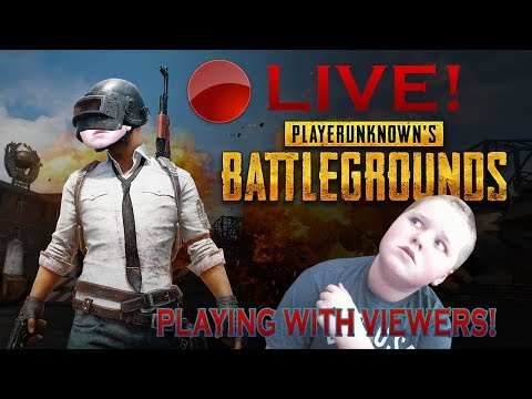 🔴LIVE🔴 Player Unknown's Battlegrounds With Viewers! Join in! (Discord in Description) And More!