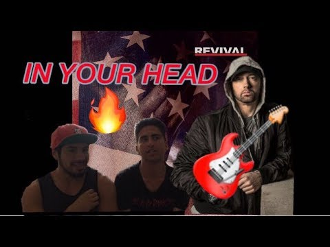 Eminem - In Your Head (Reaction)