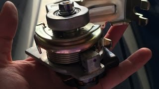 Replacing an Accelerator Pedal Position sensor on Honda Accord 2005