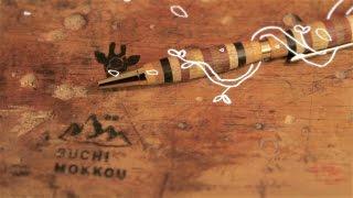 """ぶち木工 コンセプトは「""""0""""から""""1""""を」。 家具屋や材木屋などから使用..."""