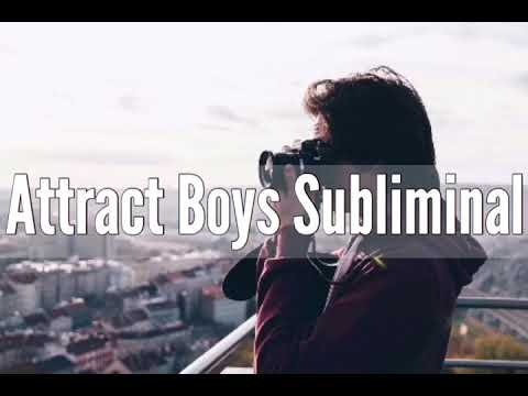 Attract Boys ~ Affirmations