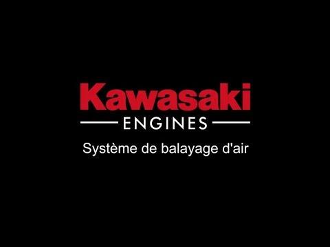 Système de balayage Kawasaki