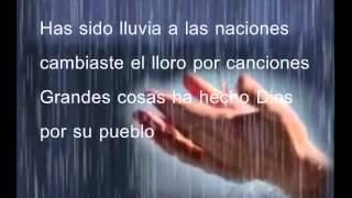 Danilo Montero - Tu pueblo dice gracias Pista ( Karaoke ) @OficialLaTeoria
