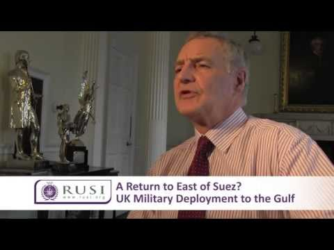 RUSI Briefing Paper: A Return to the East of Suez