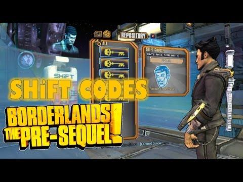Shift codes and borderlands 3 borderlands the handsome collection