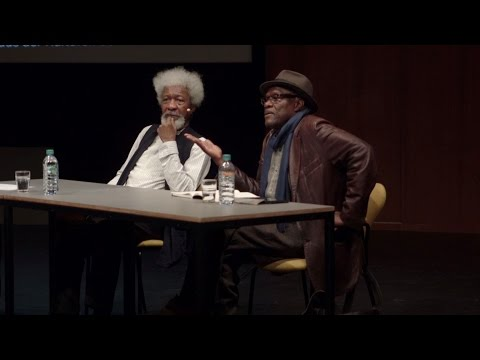 Dictionary of Now #3 | Wole Soyinka & Manthia Diawara – TRUT