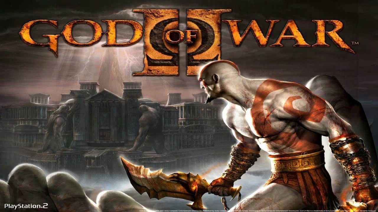 god of war 2 descargar pc