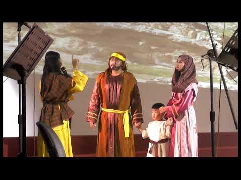 Perayaan Natal GKI Karangsaru Part 2