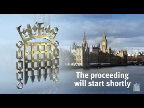UK Parliament Video Player: Subject Relations with Turkey 15.11.2016