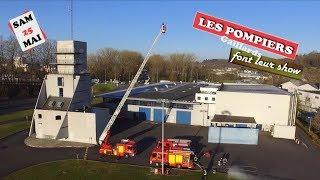 Teaser Journée Portes Ouvertes des sapeurs pompiers de Brive 2019