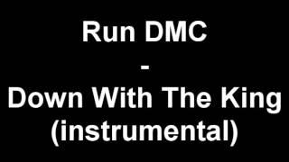 Run DMC - Down With The King (instrumental).mp4