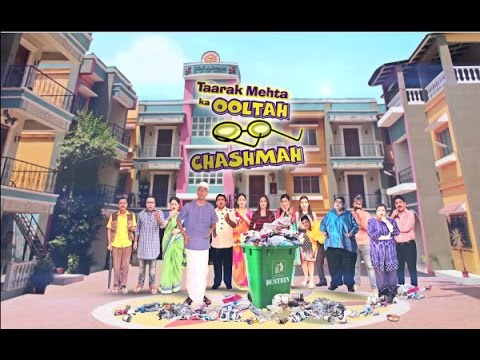 Taarak Mehta Ka Ooltah Chashmah Swachh Bharat Abhiyan Initiative