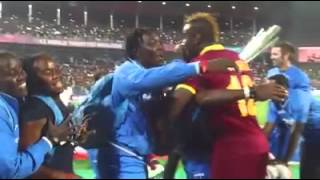West Indies won the 2016 T20 WorldCup