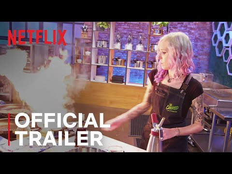 Cooked With Cannabis   Official Trailer   Netflix
