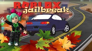 Roblox Jailbreak NEW Fall Update with My Son John! New Weather and Pumpkins SallyGreenGamer Geegee92