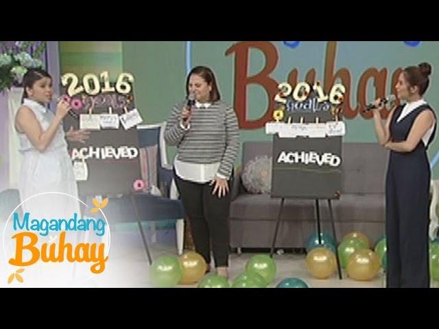 Magandang Buhay: Momshies' 2016 goals
