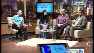 LANDSKAP KHAS -  INDEKS SYARIAH MALAYSIA [10 Feb 2015]