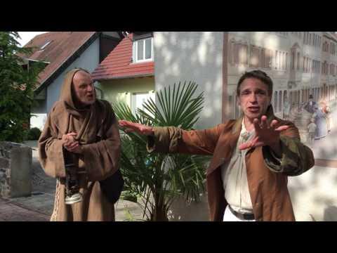 Historix-Tours Breisach - Jubiläums-Tour 2016 / Der französische Soldat