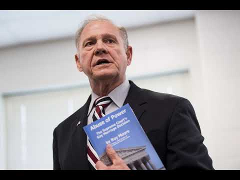 Homosexual Conduct Should Be Illegal, And 5 Other Things GOP Senate Candidate Roy Moore Has Said
