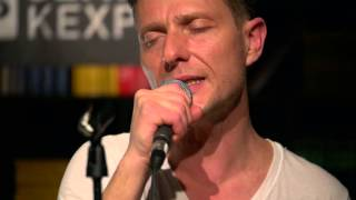 GusGus - Not The First Time (Live on KEXP)