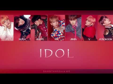[認聲中字] BTS防彈少年團 - 'IDOL'